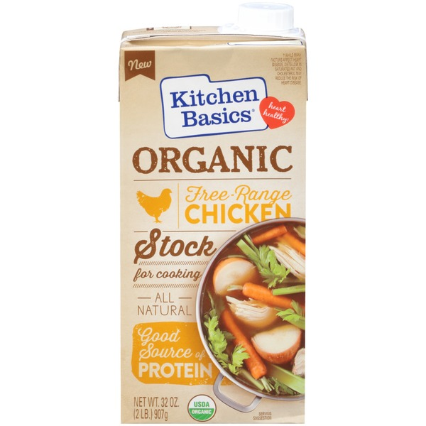 Kitchen Basics Chicken Stock From Whole Foods Market Instacart