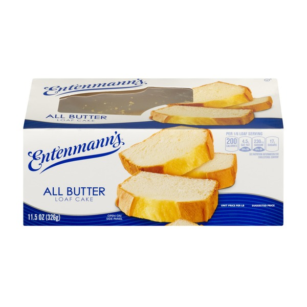 Entenmann S All Butter Loaf Cake