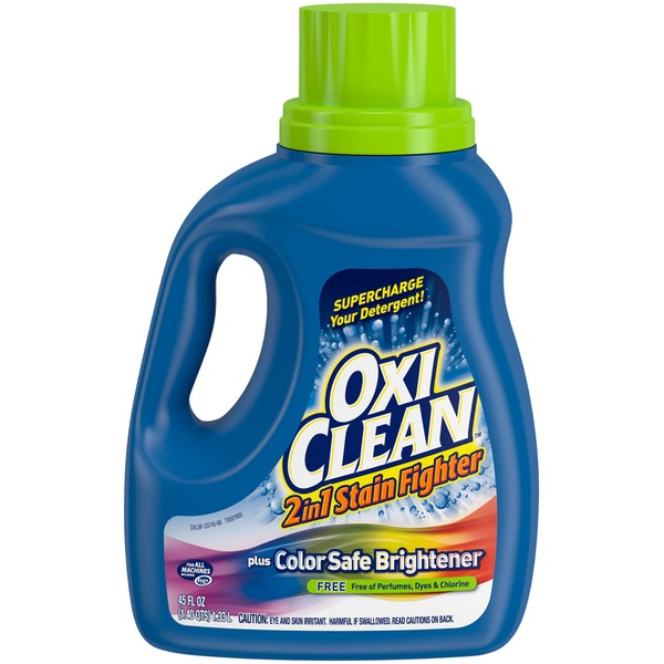 Oxi Clean 2 In 1 Plus Color Safe Brightener Oxiclean 2 In 1 Stain