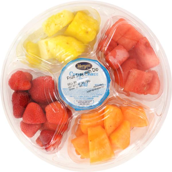 fruit tray at Kroger - Instacart