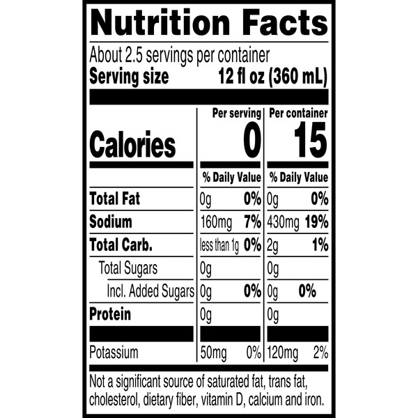31 Gatorade Nutrition Facts Label Labels Database 2020