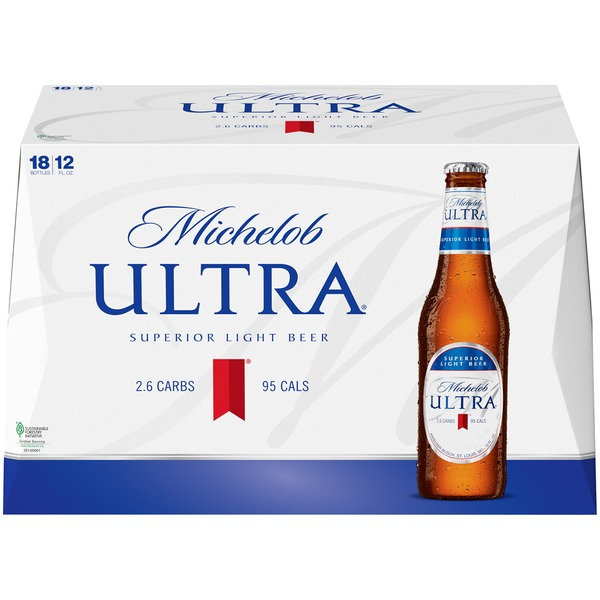 Michelob Superior Light Michelob Ultra Beer