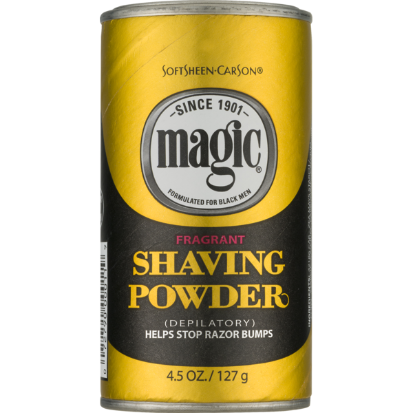 Magic Shaving Powder Fragrant 4 5 Oz Instacart
