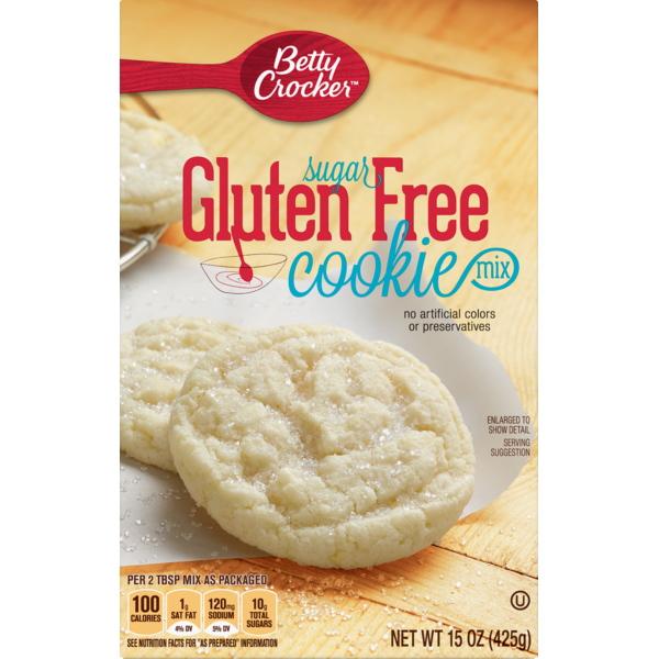 Betty Crocker Gluten Free Sugar Cookie Mix From Meijer Instacart