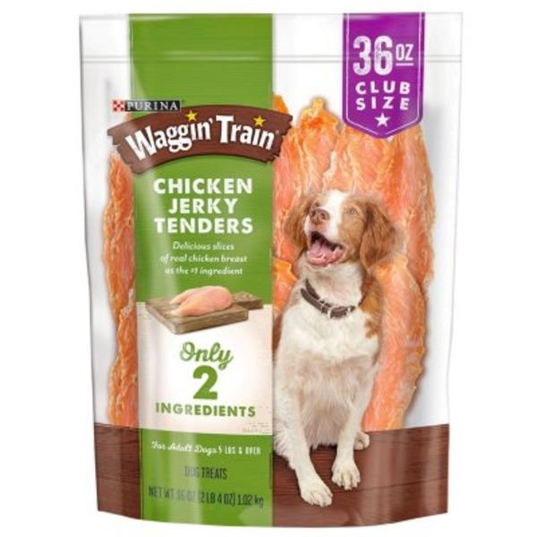 Purina Waggin' Train Limited Ingredient, Grain Free Dog Treat
