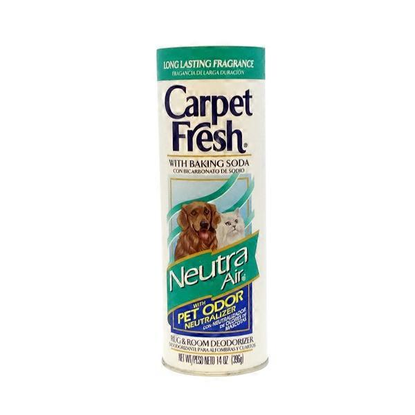 Carpet Fresh Neutra Air with Pet Odor Neutralizer
