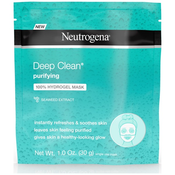 Deep Clean Purifying Clay Mask & Cleanser by Neutrogena #5