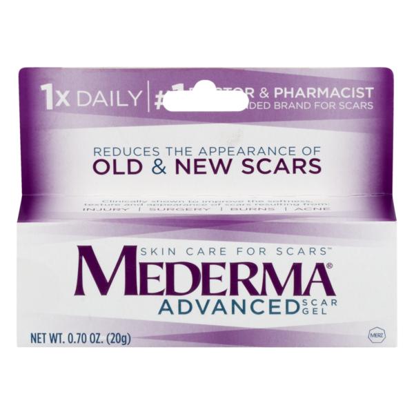 Mederma Advanced Scar Gel (0 7 oz) from CVS Pharmacy