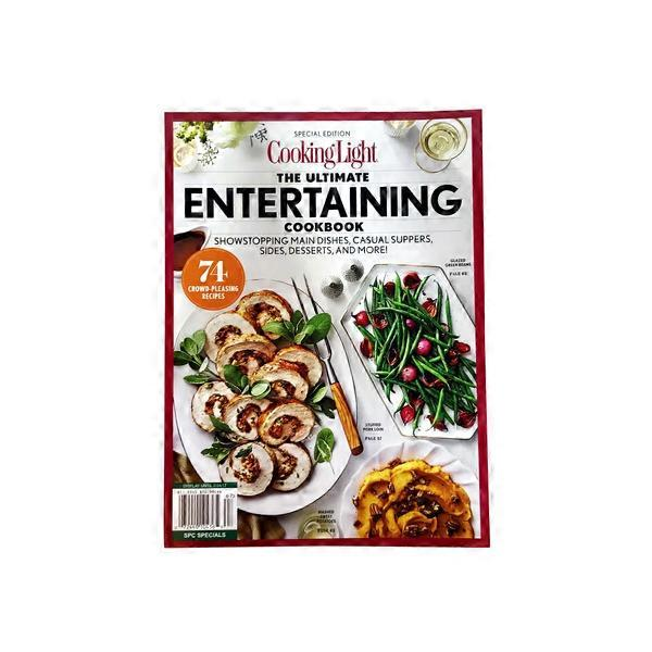 Cooking Light The Ultimate Entertaining Cookbook