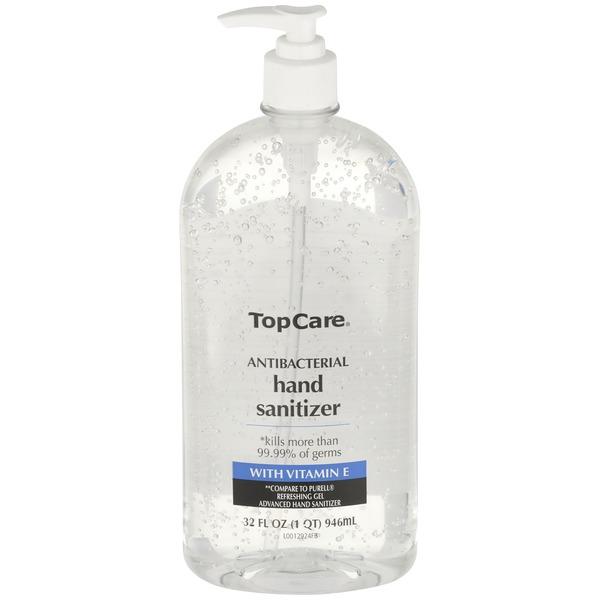 Topcare Antibacterial Hand Sanitizer 32 Fl Oz Instacart