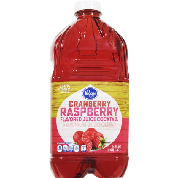 Great Value Juice Cocktail, Cranberry Apple, 64 Fl Oz, 1 Count