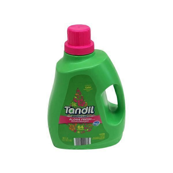 Tandil Aloha Fresh He Laundry Detergent 100 Fl Oz From
