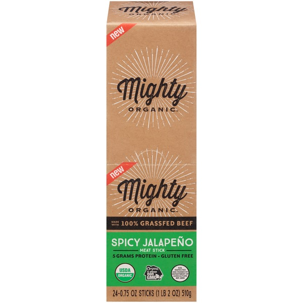 Mighty Organic Meat Stick (0 75 oz) from Kroger - Instacart