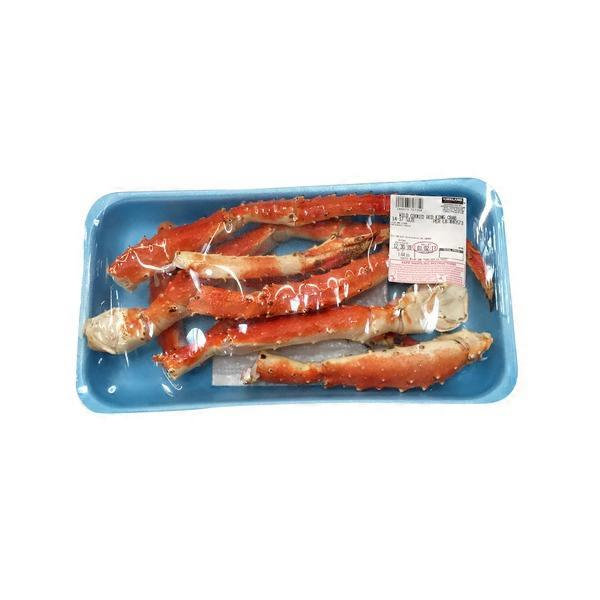 Kirkland Signature Wild Cooked Red King Crab 14-17 Size