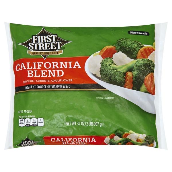 frozen peas and carrots at Smart & Final - Instacart