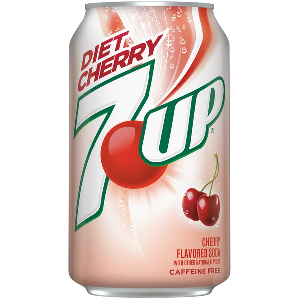 7up Diet Cherry Soda From Key Food Instacart