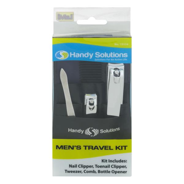 Handy Solutions Men\'s Travel Kit (1 ct) from Kroger - Instacart