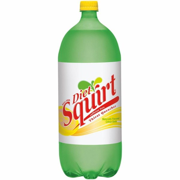 Diet Squirt Citrus Soda (2 L) from Stater Bros  - Instacart