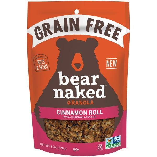 Bear Naked Granola, Cinnamon Roll, Grain Free (8 oz) from ...