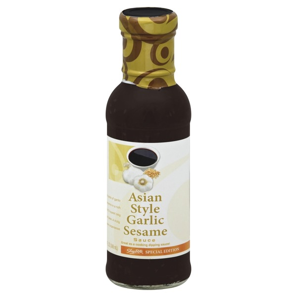 Asian garlic sauce have
