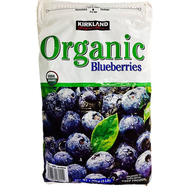 Image result for costco frozen organic blueberries