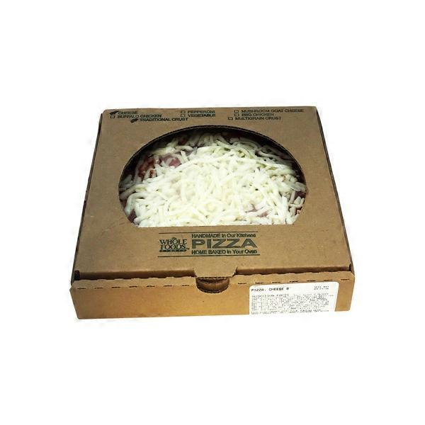 Whole Foods Market 8 Quot Cheese Pizza 11 Oz From Whole