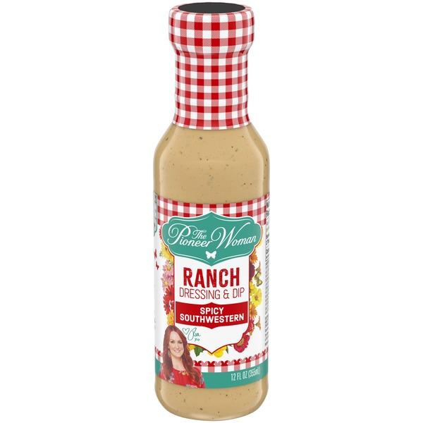 Pioneer Woman Spicy Southwestern Ranch Dressing & Dip
