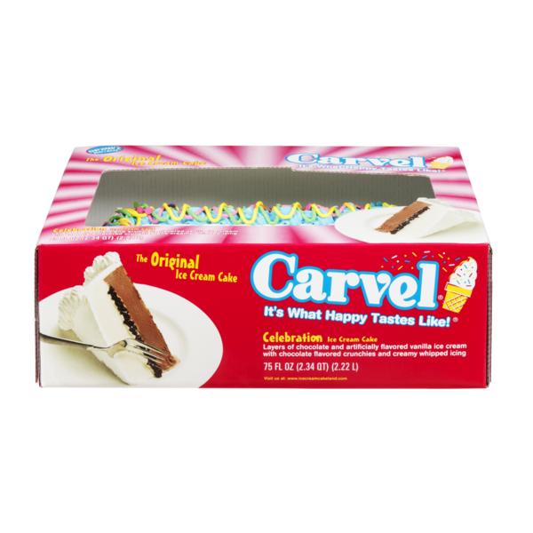 Carvel Ice Cream The Original Cake From Kroger