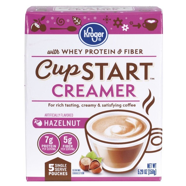 Image result for cup start creamer hazelnut