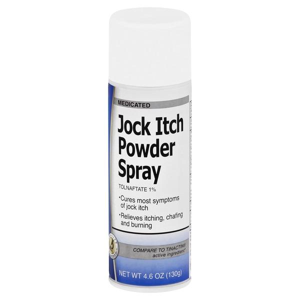 TopCare Jock Itch Antifungal Spray (4 6 oz) from Stater Bros