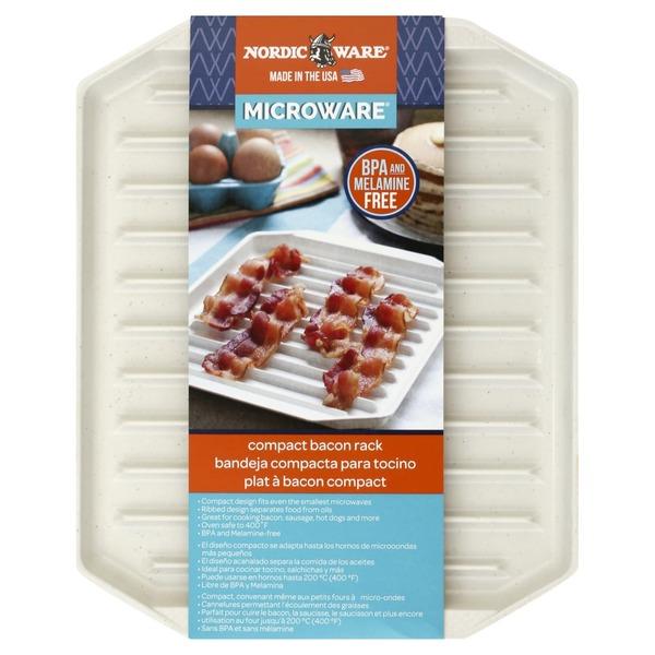 Nordic Ware Bacon Rack Compact 1 Ea From Kroger Instacart