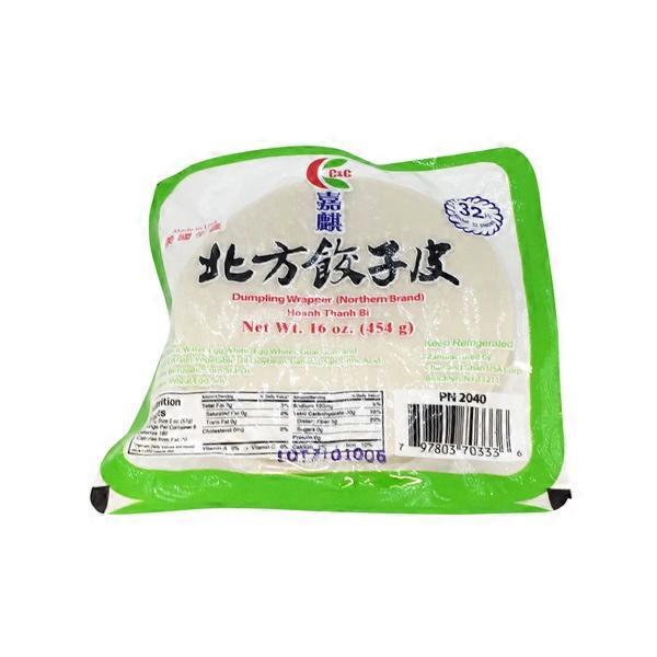 C&C Dumpling Wrapper