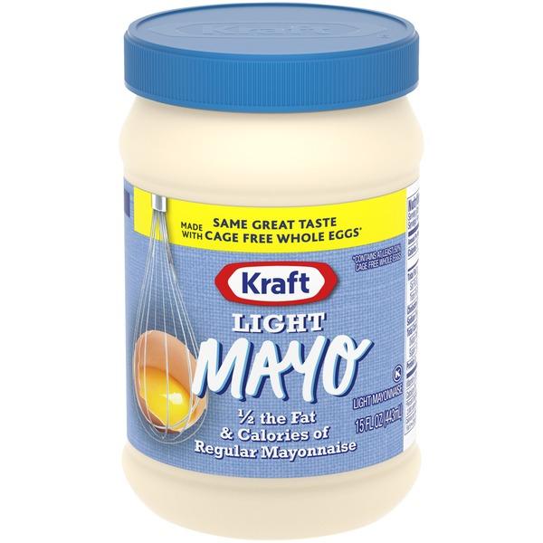 Superb Kraft Mayo Light Mayonnaise Good Ideas