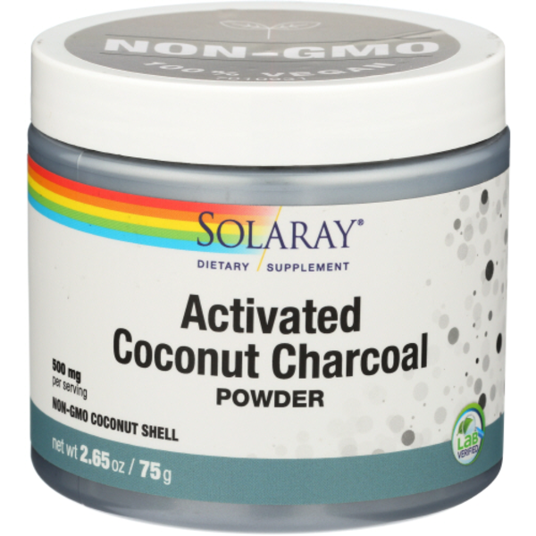 lifetime activated coconut charcoal