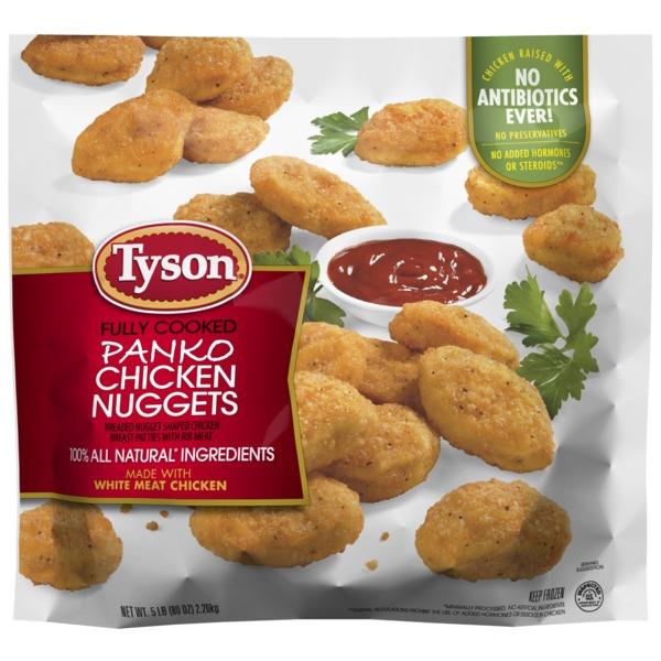 recipe: tyson panko chicken nuggets nutrition facts [22]