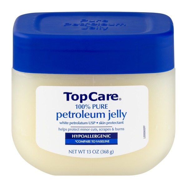 TopCare Petroleum Jelly 100% Pure (13 oz) from Stater Bros