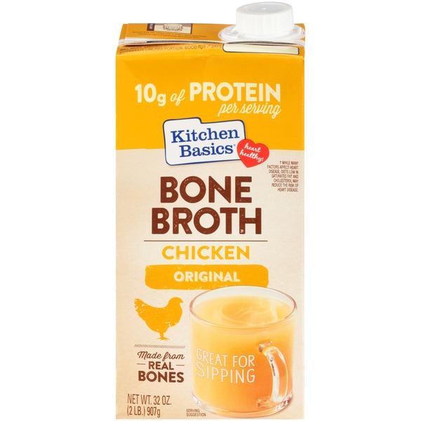 kitchen basics bone broth - Kitchen Basics