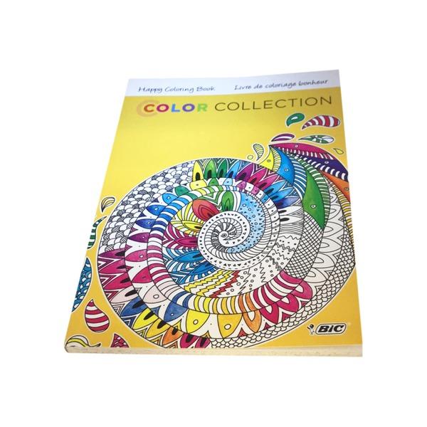 Coloriage Gratuit Happy Color.Bic Coloring Book Happy 1 Each From Jewel Osco Instacart