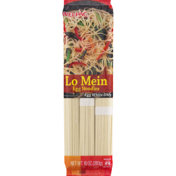 Wel-Pac Lo Mein Egg Noodles
