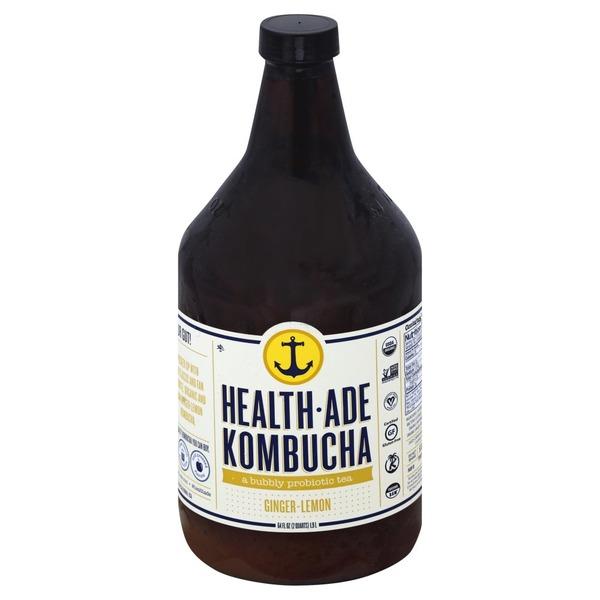 Health-ade Ginger-lemon Kombucha (64 fl oz) from Price Chopper