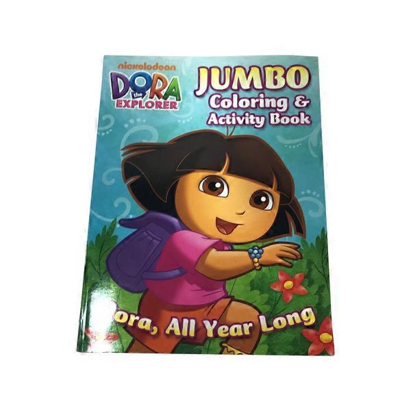 - Nickelodeon Dora The Explorer Coloring Book (each) - Instacart