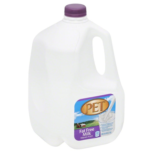Kirkland Signature Fat Free Skim Milk (1 gal) from Costco