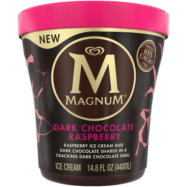 Magnum Dark Chocolate Raspberry Thin Blog