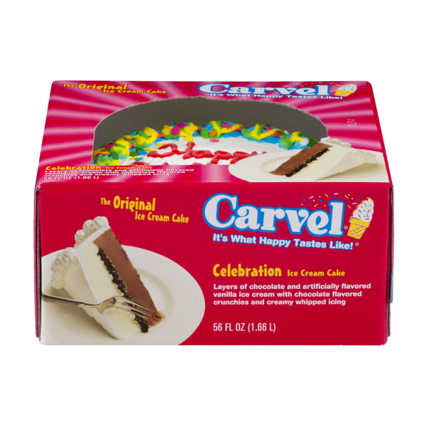 Carvel Ice Cream Cake 56 Fl Oz From Food Lion