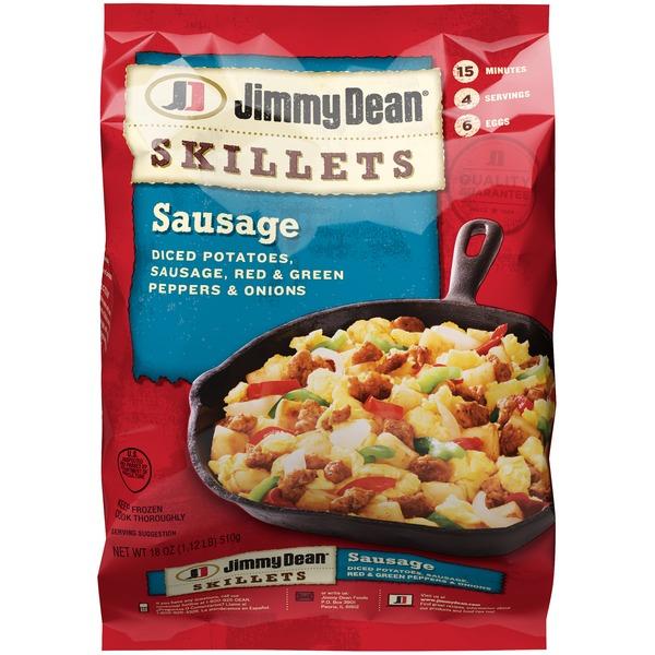Jimmy Dean Sausage Breakfast Skillet (18 oz) from Ralphs