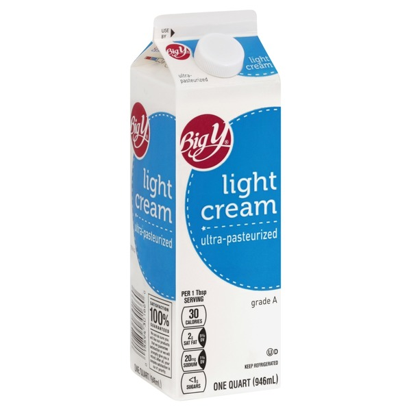 big y cream light