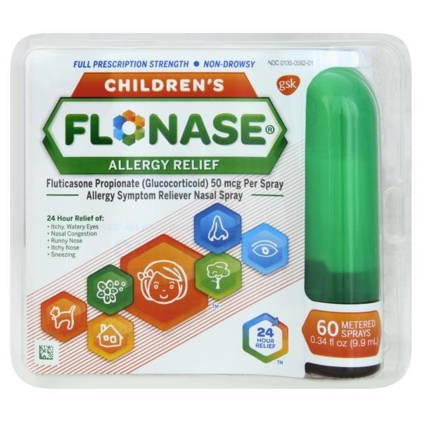Flonase Childrens Nasal Spray Allergy Relief From King Soopers