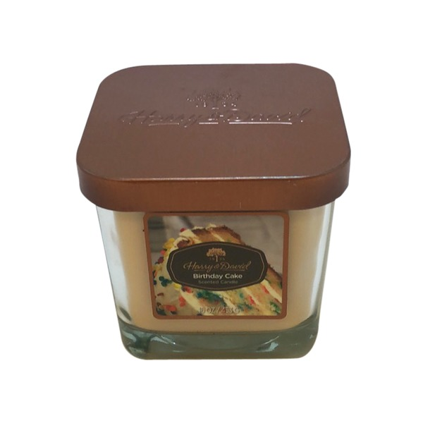 Harry David Scented Birthday Cake Candle