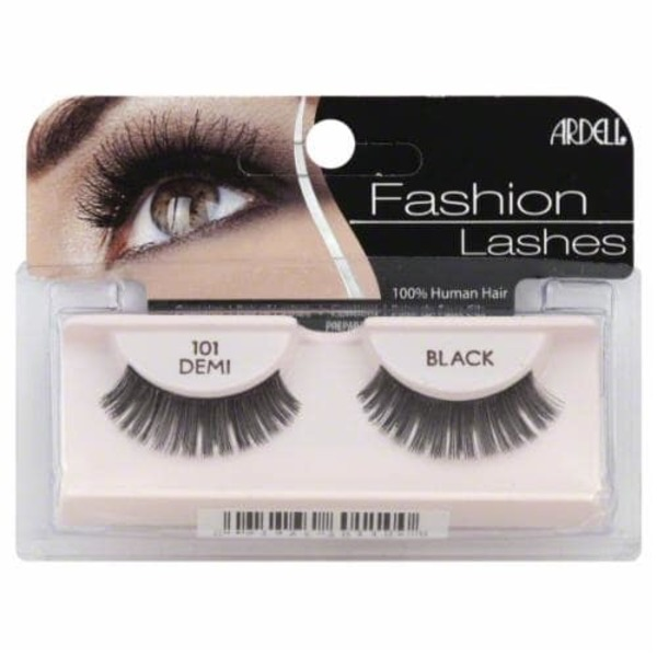 a8d249ad37f Ardell Black 101 Demi Fashion Lashes from Fry's - Instacart