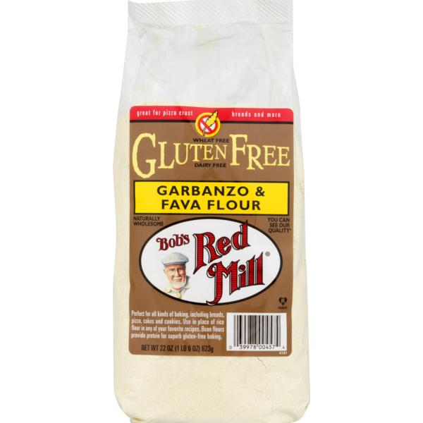 Publix Bobs Red Mill Gluten Free Flour Garbanzo Fava